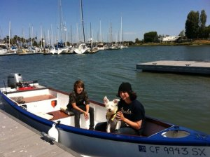 18' Dinghy pictures
