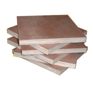 Picture of marine plywood