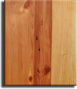 Picture of pine wood