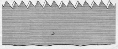 Handsaw for boat building (3/3)