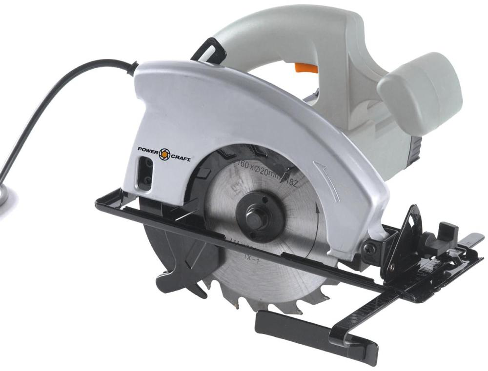 Circular saw for boat building (2/2)